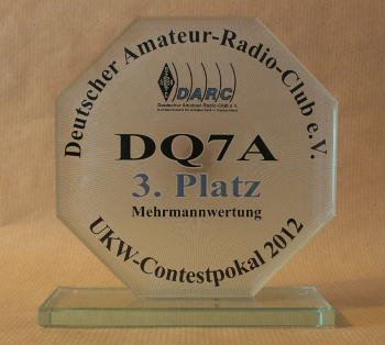 UKW Contest Trophy 2012